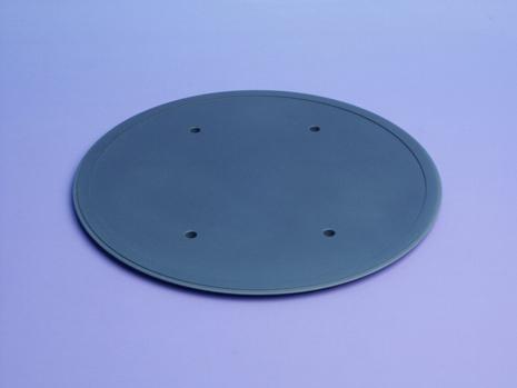 aluminum nitride disc