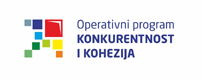 Operational Programme Competitiveness and Cohesion logo